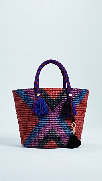 Fara Medium Tote by Yosuzi