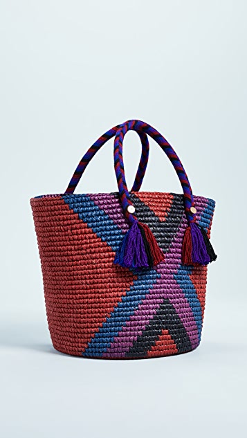 YOSUZI Fara Medium Tote