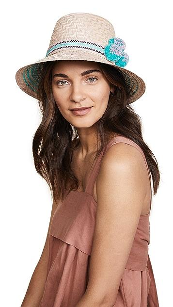 YOSUZI Iris Hat