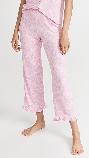 You Say Harem Pants Sleep Set