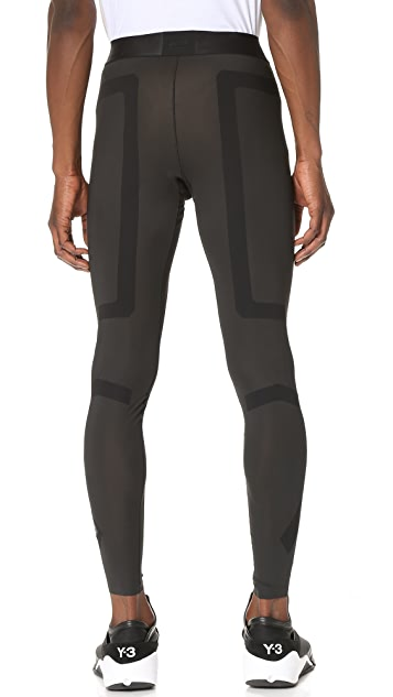 Y-3 Sport Long Tights
