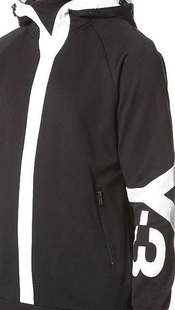 Y-3 Y-3 Logo Hooded Sweatshirt