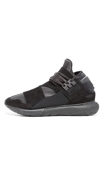 Y-3 Y-3 Qasa High Top Sneakers