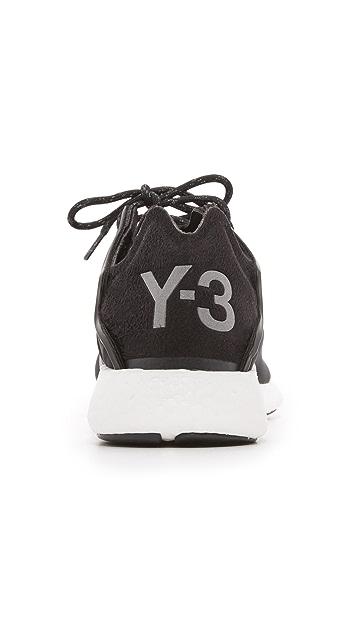 Y-3 Беговые кроссовки Y-3 Yohji