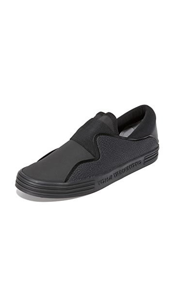 Y-3 Y-3 Sunja Slip On Sneakers