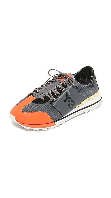 2749b7f46 Y-3 Y-3 Rhita Sport Sneakers