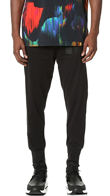 Y-3 Y-3 Stripes Sweat Pants