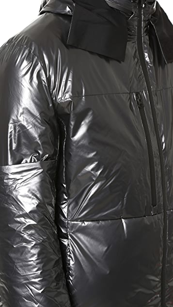 Y-3 Y-3 Nylon Down Jacket