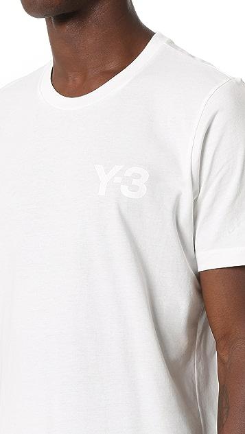 Y-3 Y-3 Classic Tee