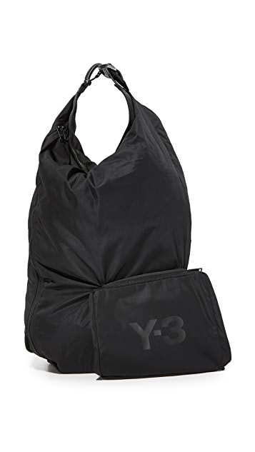 abe171847d Y-3 Packable Backpack