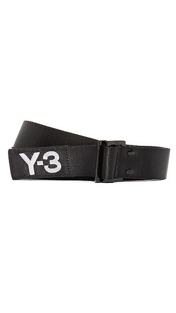 Y-3 Black Belt