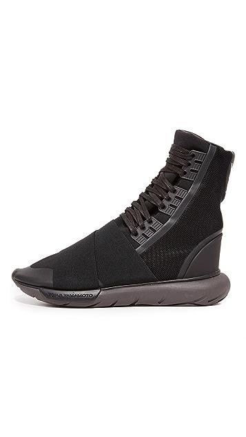 Y-3 Qasa Boot Sneakers
