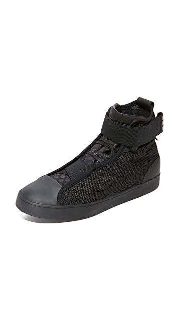 Y-3 Y-3 Loop Court High Sneakers