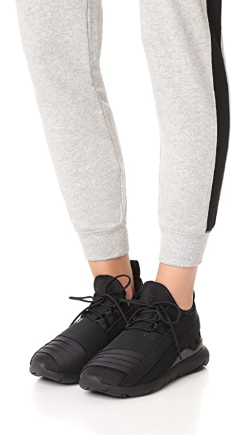 Y-3 Y-3 Qasa Elle Lace Sneakers 2.0