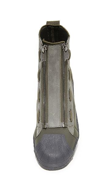 Y-3 Y-3 Pro Zip Sneakers