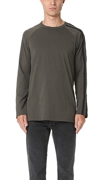 Y-3 Y-3 Long Sleeve Tee