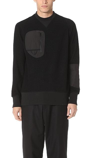 Y-3 Y-3 Wool Jersey Sweater