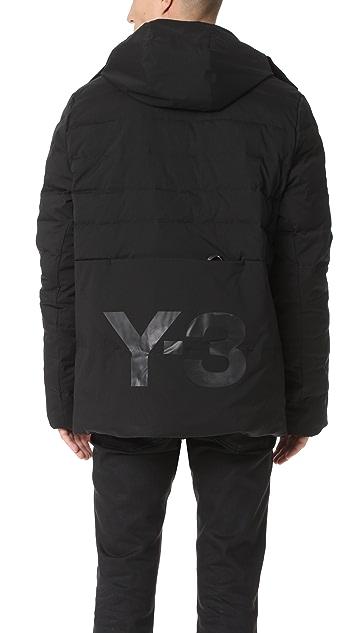 ... Y-3 Y-3 Matte Down Jacket ... bf234146ed874