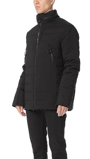 Y-3 Y-3 Matte Down Jacket