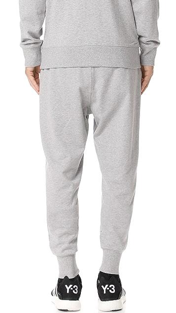 Y-3 Y-3 Classic Cuffed Pants