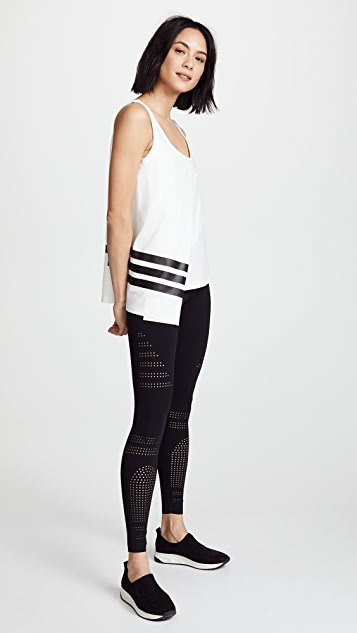 Y-3 Stripes Tank Top