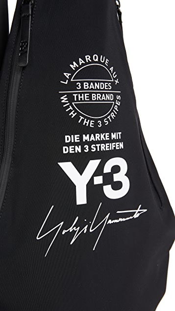 Y-3 Y-3 Yohji Messenger Bag