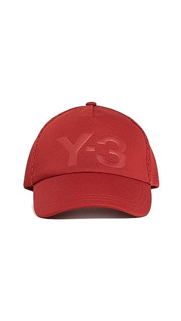 Y-3 Y-3 Trucker Cap