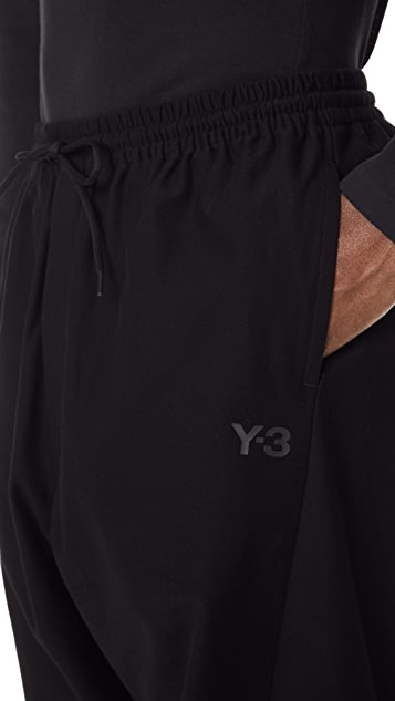 Y-3 Twill Sarouel Pants