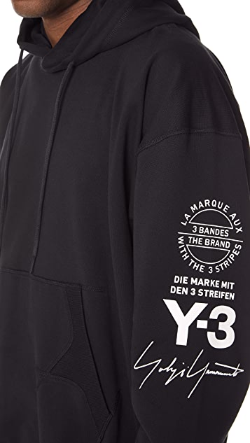 Y-3 Graphic Hoodie