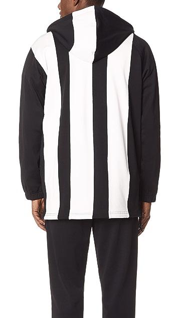 Y-3 Bold Stripe Hoodie