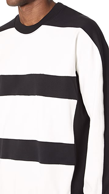 Y-3 Bold Stripe Sweater