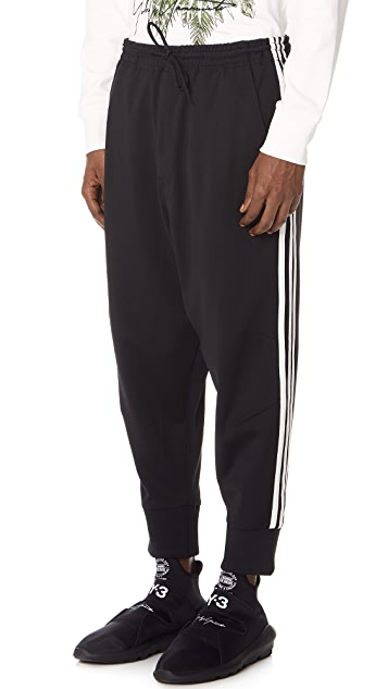 d7a59b1a9 ... Y-3 3 Stripes Track Pants ...