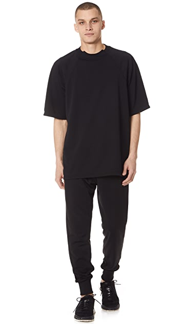 Y-3 French Terry Tee