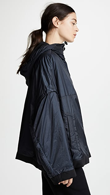 Y-3 Padded Hooded Jacket