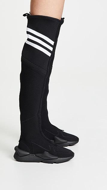 Y-3 Y-3 Kaiwa Tall Sneaker Boots