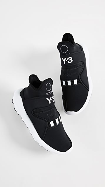 f8a678cd053c Y-3 Suberou Sneakers