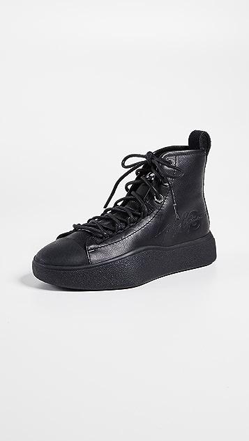 df85d23eb87d1 Y-3 Bashyo II Sneakers