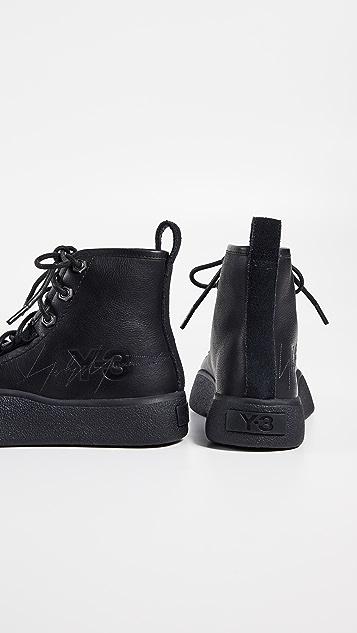 c783dc936 ... Y-3 Bashyo II Sneakers ...