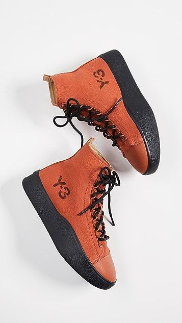 Y-3 Y-3 Bashyo Ii Sneakers