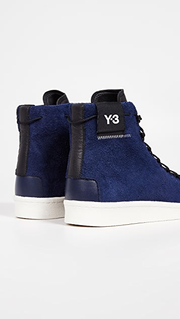 Y-3 Super High Sneakers