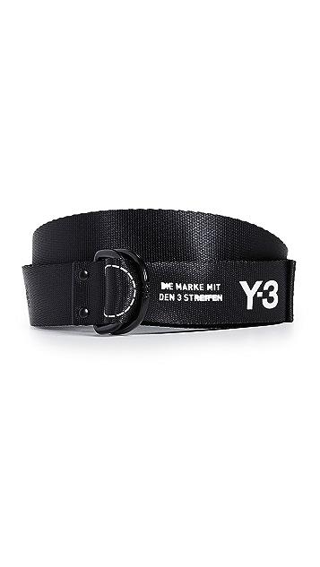 Y-3 Street Belt