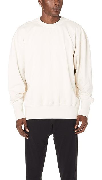 Y-3 M Crew Sweatshirt