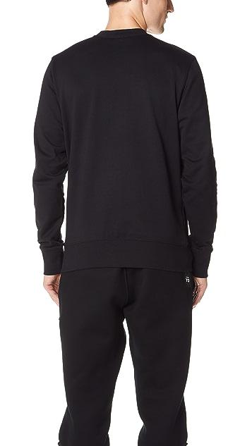 Y-3 M Artwork Crew Sweater