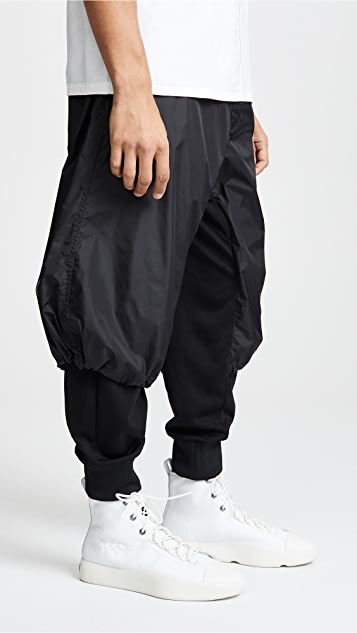 a524d05f5ab37 M Nylon Mix Track Pants