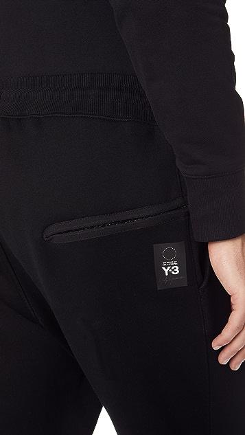 Y-3 M Binding Track Pants