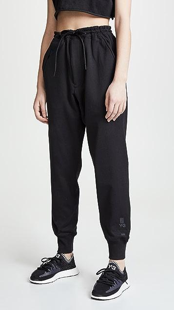 Y-3 New Classic Cuff Pants