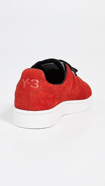 Y-3 Y-3 Yohji Court Sneakers
