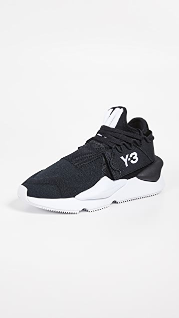 828d825be2907 Y-3 Kaiwa Knit Sneakers