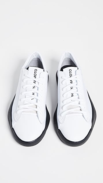 Y-3 Tangutsu Lace Up Sneakers