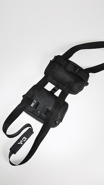 Y-3 Multi Pocket Bag